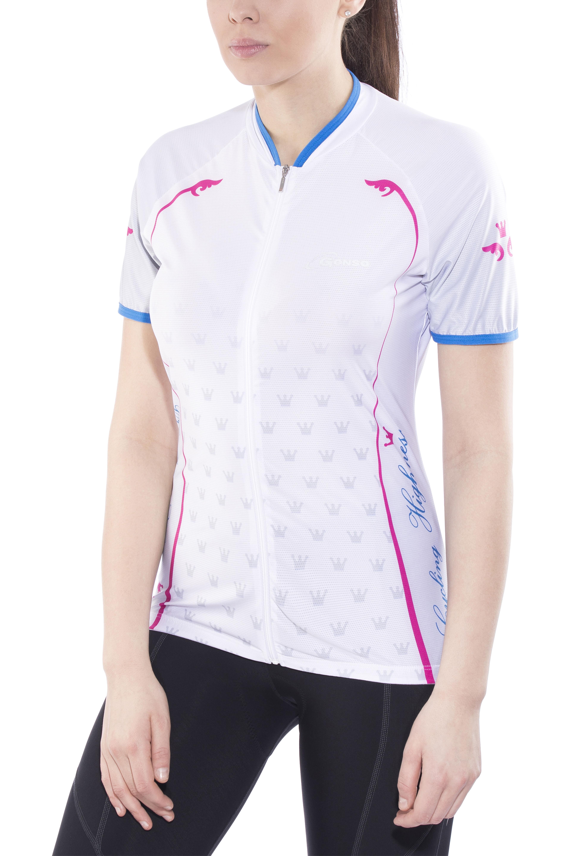 Gonso Orlanda Rad-Trikot Damen weiß online kaufen   fahrrad.de